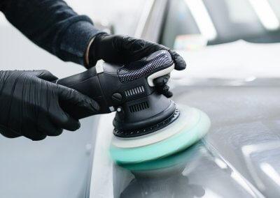 Correction peinture voiture